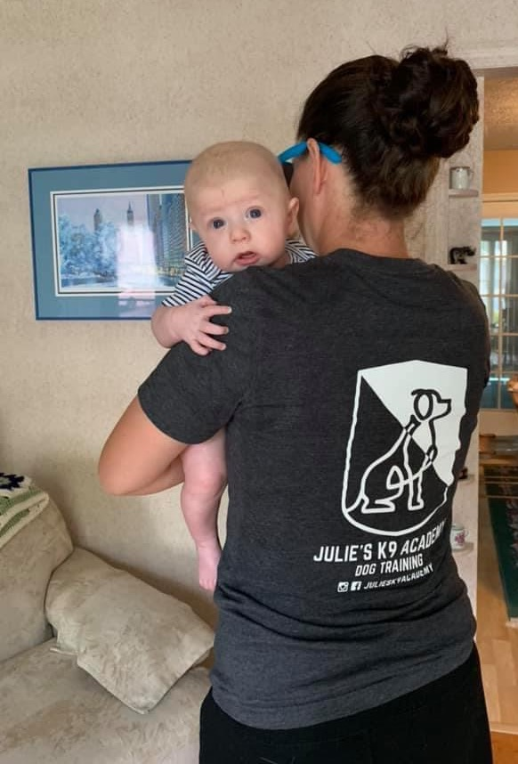 Julie's K9 Academy Short Sleeved Shirt